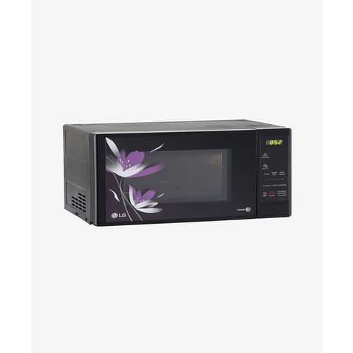LG MS2043BP 20L Solo Microwave Oven (Floral)