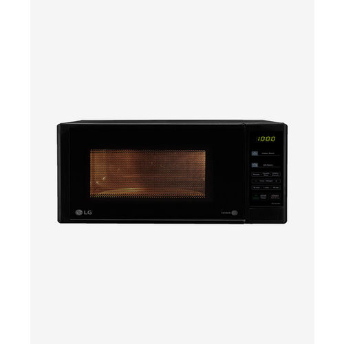 LG MS2043DB Solo Microwave Oven (Black)
