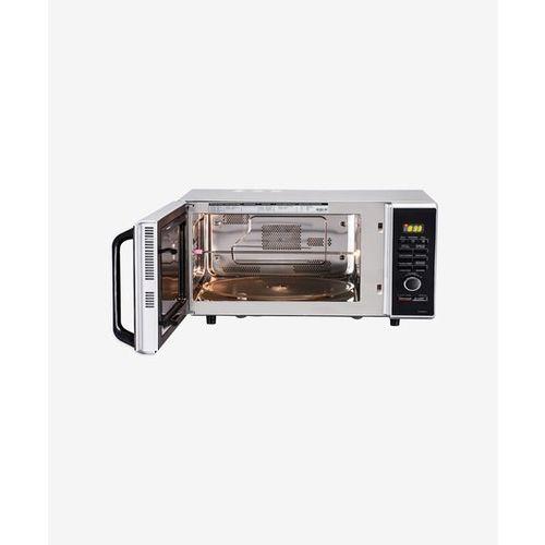 LG MC2886SFU 28L Convection Microwave Oven (Silver)