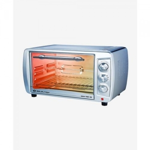 Bajaj Majesty 3500 TMCSS 35L Oven Toaster Grill (Silver)