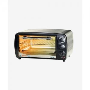 Bajaj Majesty 1603TSS Oven Toaster Grill (Black)