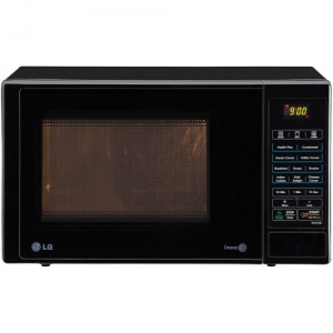 LG 23 L Grill Microwave Oven (MH2344DB, Black)