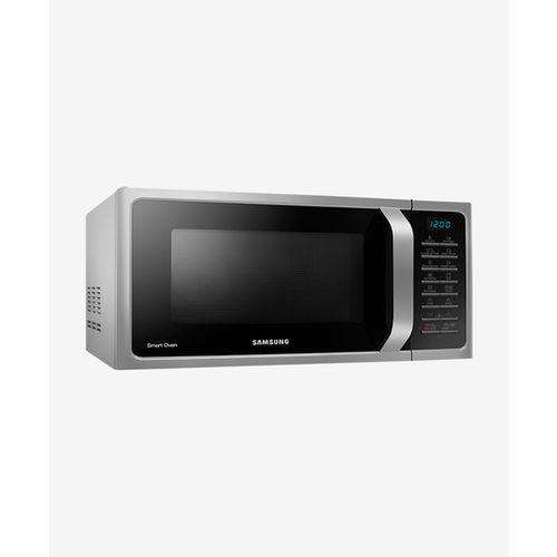 Samsung MC28H5025VS/TL 28L Convection Microwave Oven (Silver)
