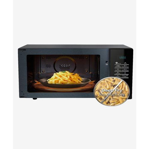 Samsung MC28H5145VK 28L Convection Microwave Oven (Black)