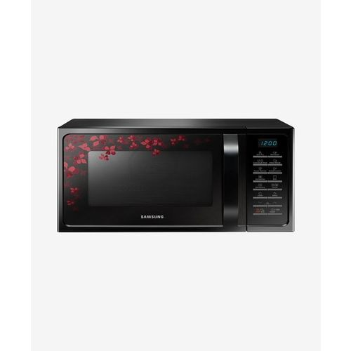 Samsung MC28H5025VB/TL 28L Convection Microwave Oven (Black)