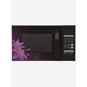 Godrej GME 734 CR1 PM 34L Convection Microwave (Purple LilyBlack)