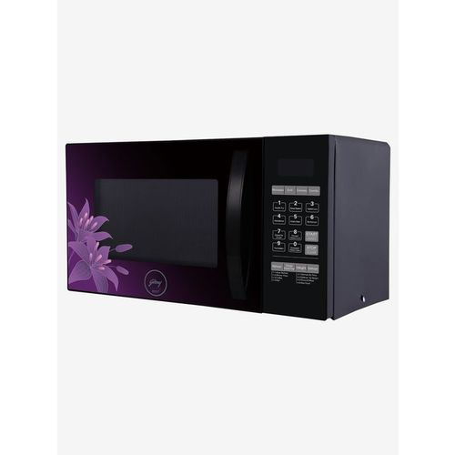 Godrej GME 734 CR1 PM 34L Convection Microwave (Purple LilyBlack)