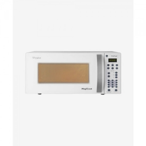 Whirlpool MW 20 SW 20L Solo Microwave Oven (White)