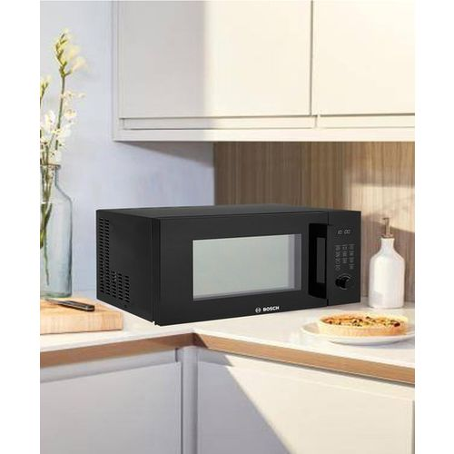 Bosch HMB45C463X 28L Convection Microwave Oven (Black)