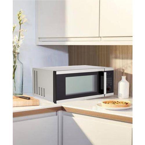 Bosch HMB45C453X 28L Convection Microwave Oven (Grey/Black)