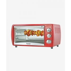 Prestige POTG 19L Oven Toaster Grill (Red)