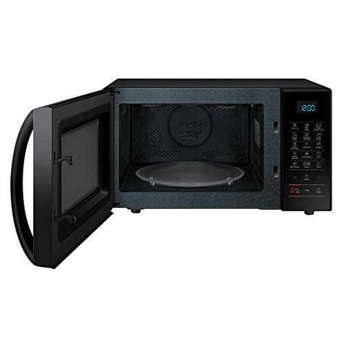 Samsung CE77JD-SB/XTL 21-Litre Slim Fry Convection Microwave Oven (Black)