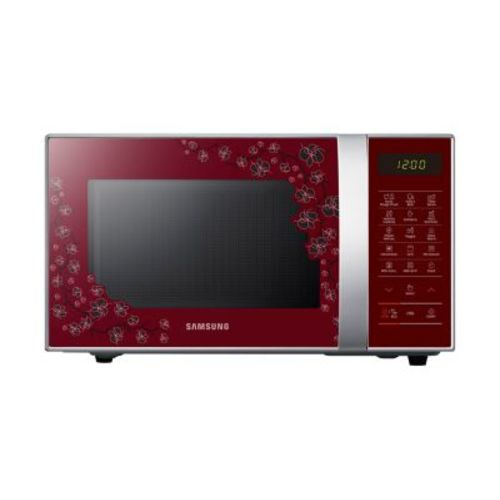 Samsung CE76JD-CR Convection MWO with Ceramic Cavity, 21 L