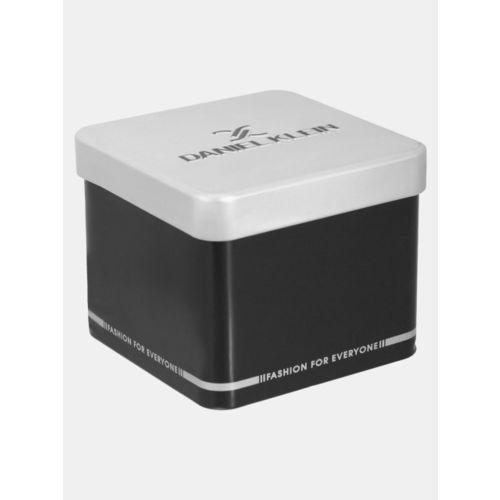 Daniel Klein Premium Women Silver-Toned Analogue Watch DK11949-1