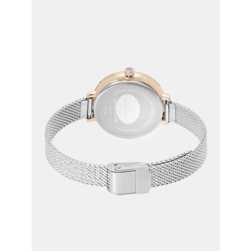 Daniel Klein Fiord Women Silver-Toned Analogue Watch DK11960-3