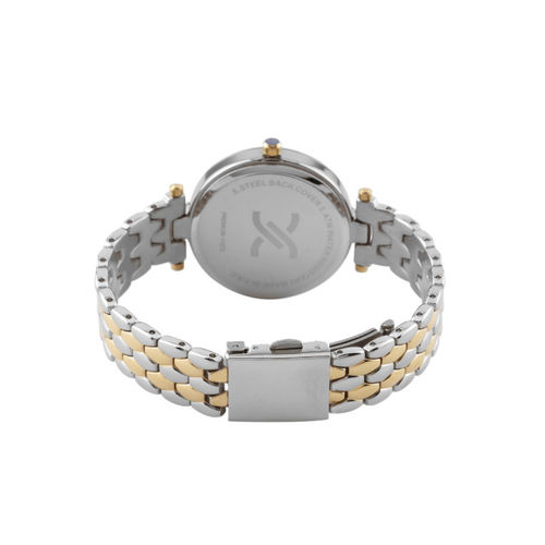 Daniel Klein Premium Women Silver-Toned Dial Watch DK11272-7