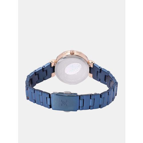 Daniel Klein Premium Women Blue Analogue Watch DK11955-4