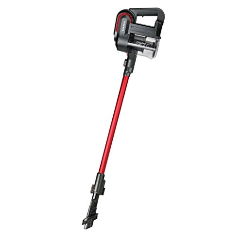Taurus Red & Grey Ultimate Lithium Broom Vacuum Cleaner