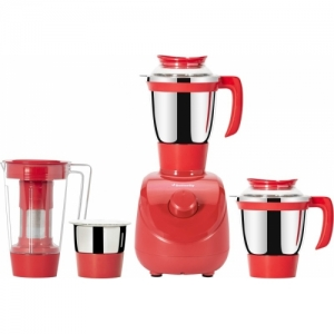 Butterfly Xing 750 W Juicer Mixer Grinder(Red, 4 Jars)