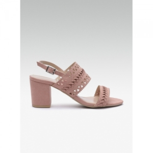 DOROTHY PERKINS Pink Synthetic Sandals