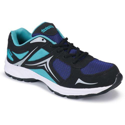 Density Density Running Shoes For Men(Blue, Black)
