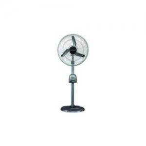 Crompton Storm 450 mm High Speed Pedestal Fan 1400RPM (Black)