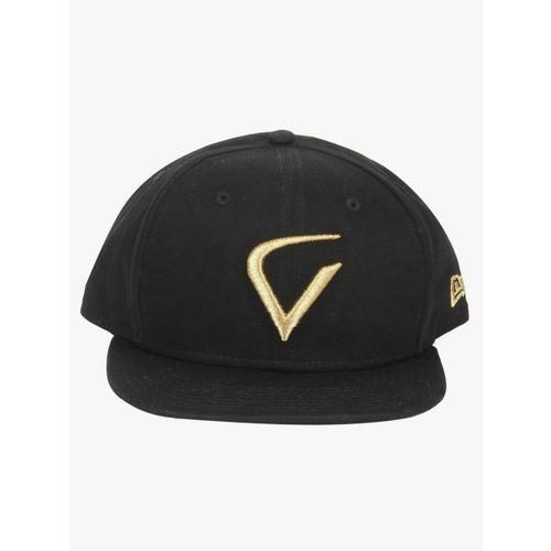 NEW ERA Men Black Cap