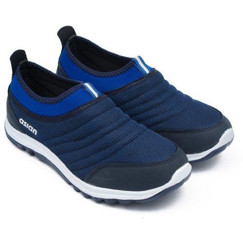 Asian Walking Shoes,Gym Shoes,Sports Shoes,Training Shoes,Motosports shoes, Walking Shoes For Men(Blue, Black)