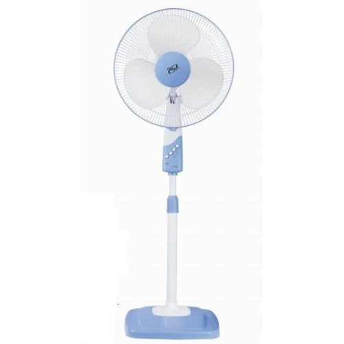 Orpat OPF-3607 55 Watts Pedestal Fan 400MM Blue