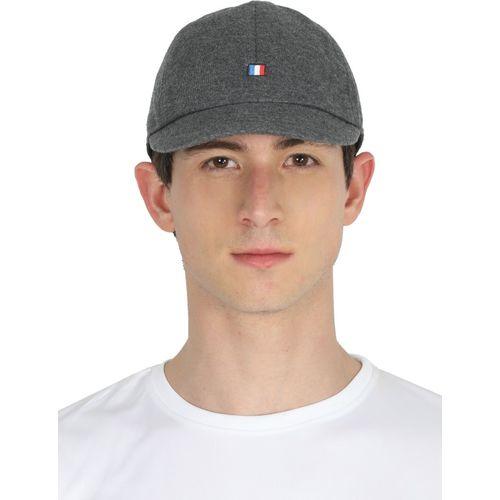 FabSeasons Solid Cotton Short Peak Cap Cap
