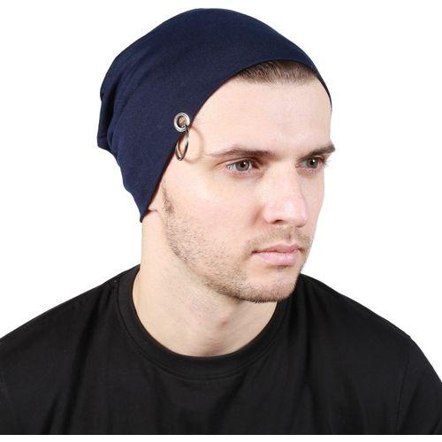 Noise Blue Voyage Solid Skull Cap