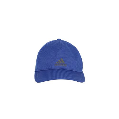 ADIDAS Unisex Blue Solid C40 Climachill Baseball Cap