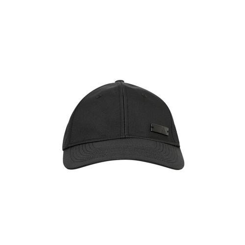 ADIDAS Unisex Black Solid 6PCAP LTWGT MET Baseball Cap