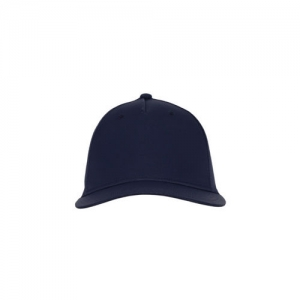 ADIDAS Men Navy Blue Solid Daily Logo Baseball Cap