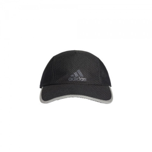 ADIDAS Unisex Black R96 CC Self Design Baseball Cap
