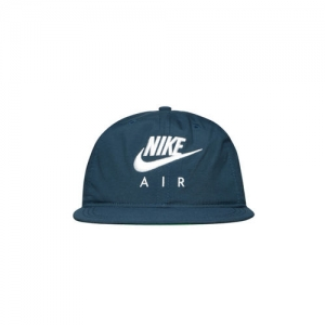 Nike Unisex Teal Blue Solid NSW PRO CAP AIR Baseball Cap