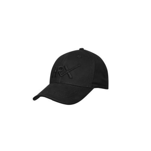 HRX by Hrithik Roshan Men Black Solid Baseball Cap