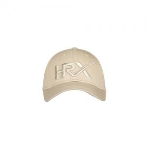 HRX by Hrithik Roshan Unisex Khaki Solid Baseball Cap