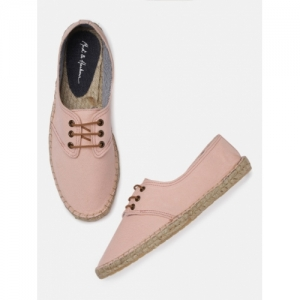 Mast & Harbour Women Pink Sneakers