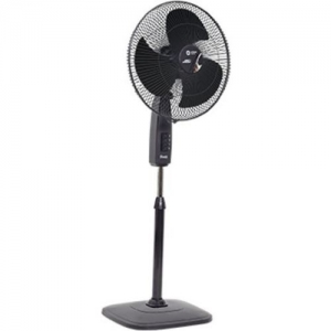 Orient STAND 37 TRENDZ 3 Blade Pedestal Fan(GREY, Pack of 1)