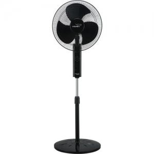 V-Guard Gatimaan High Speed 3 Blade Pedestal Fan(Black, Pack of 1)