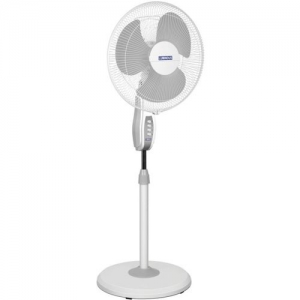 Luminous Mojo Pedestal HS 3 Blade Pedestal Fan(White)