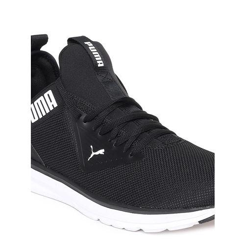 Puma Men Black Enzo Beta Training or Gym Shoes