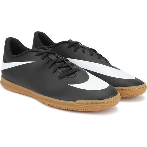 Nike BRAVATA II IC Football Shoes For Men(Black)