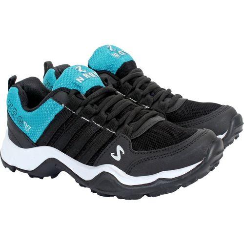 Aero Go Run Running Shoes For Men(Blue, Black)