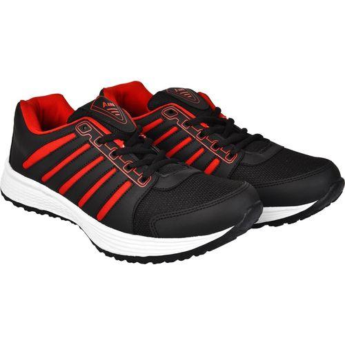 Aero Aspire Running Shoes For Men(Black)