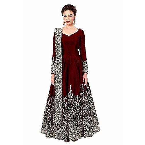 Parth Fashion Tafeta Silk Lehenga Choli