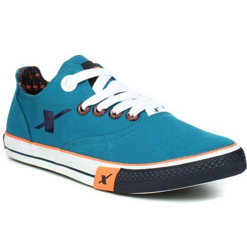 Sparx Men 192 Canvas Shoes For Men(Blue