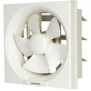 Havells Standard Refresh Air- DX 250 5 Blade Exhaust Fan(White, Pack of 1)