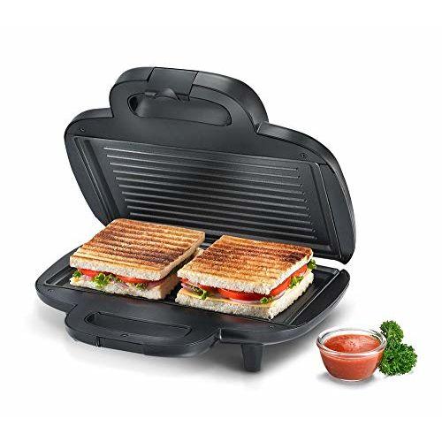 Prestige Grill Toaster 750watts PGMFD 01[Black]